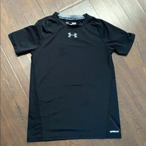 Under Armour black T-shirt with small logo